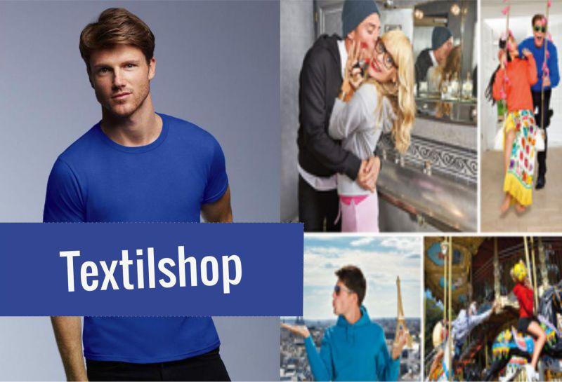 Textil Online-Shop