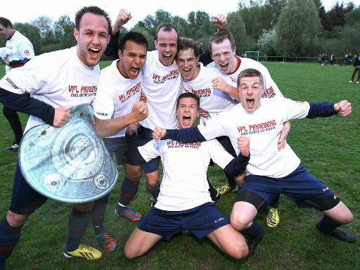 VfL Pinneberg Meistershirts