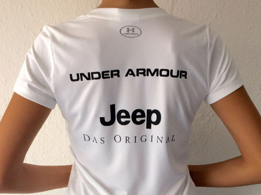Under Armour Trikot Jeep Das Original
