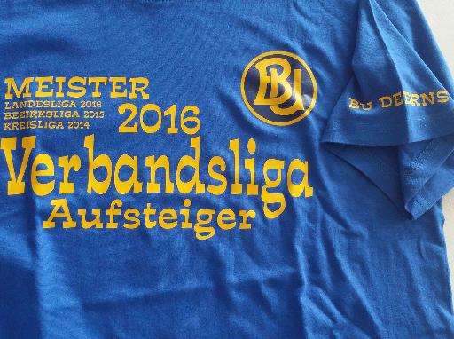 Barmbek-Uhlenhorst Frauen Meistershirts