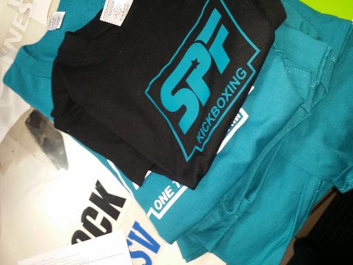 SPF Kickboxing T-Shirts