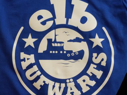 T-Shirt elb Aufwärts