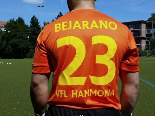 VfL Hammonia Torhüter Trikot