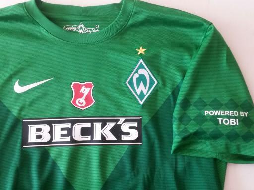 Werder Bremen Trikotflock
