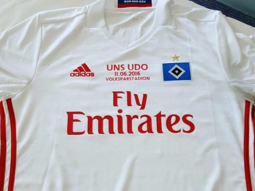 HSV Trikot Udo Lindenberg