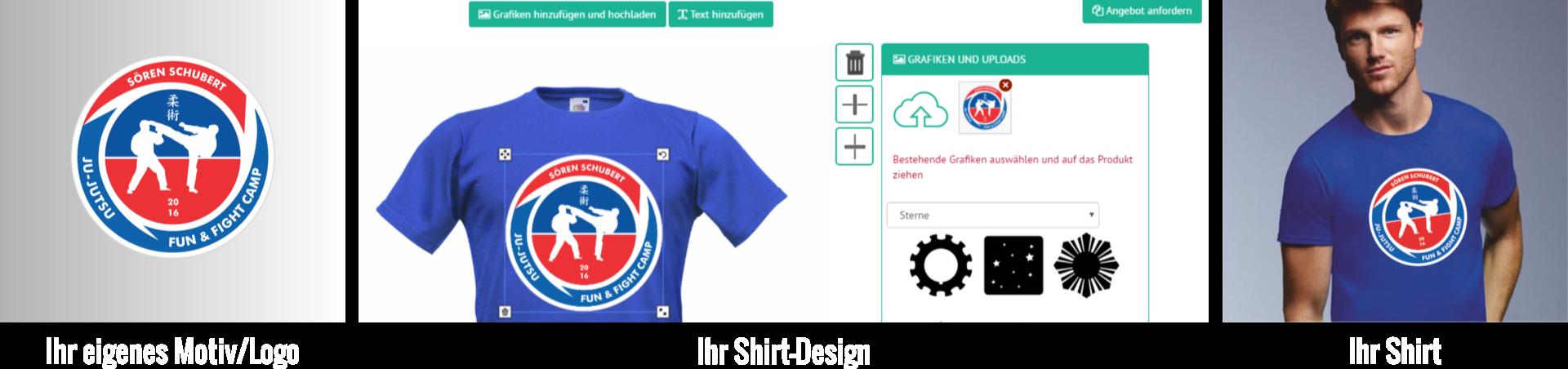 Elbeflock Shirt-Designer