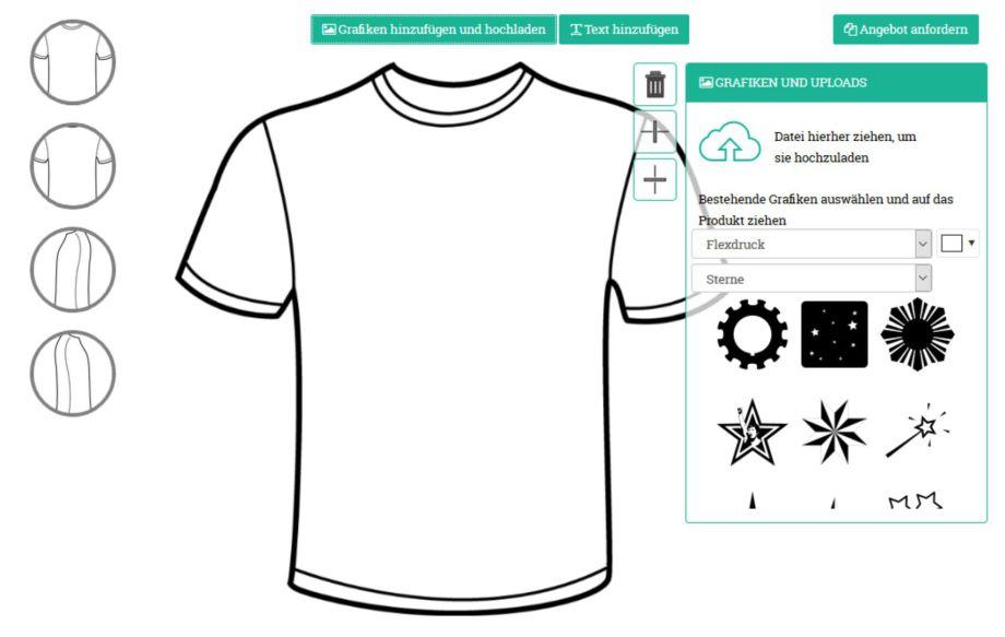 T Shirt Designen | T Shirt Selbst Gestalten T Shirt Design Shirt Designer