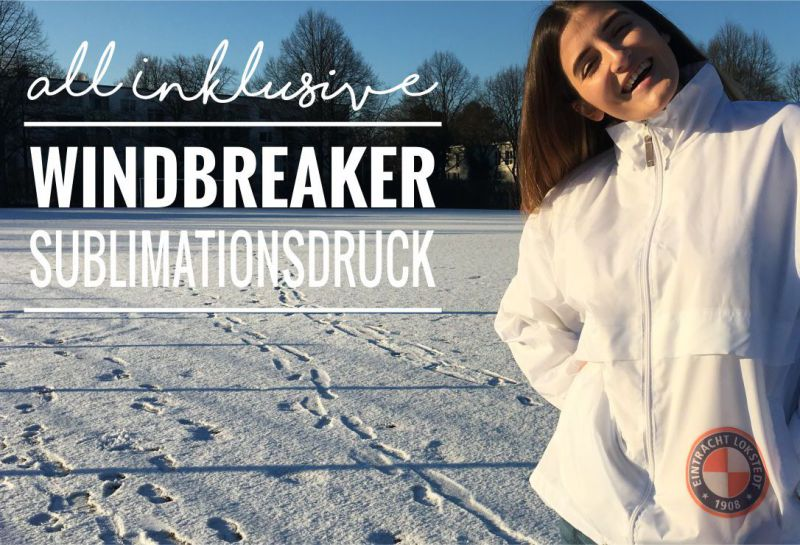 Angebot Regenjacke Sublimation